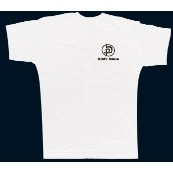 T-shirt Krav Maga FEKM Blanc