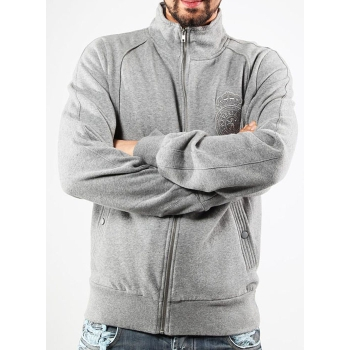 Sweat Zip EVERLAST Patterson Gris