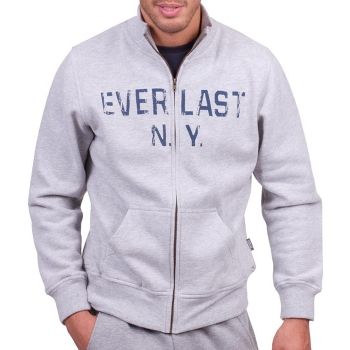 Sweat Zip EVERLAST Hopkins gris