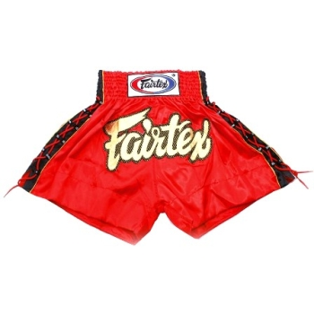 Short de Boxe Thaï FAIRTEX Lacet 602