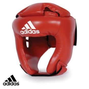 Casque ADIDAS Initiation - adibh01 - Rouge