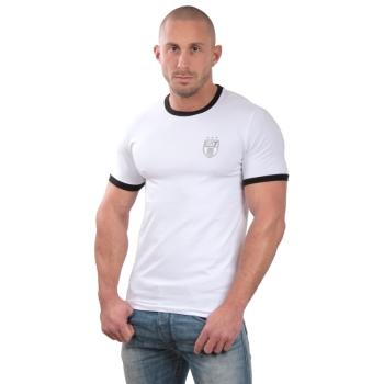 Tshirt ARMANI EA7 Train soccer - Blanc