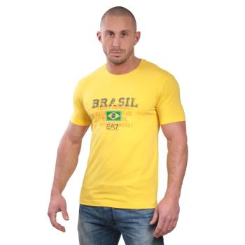 Tshirt ARMANI EA7 Train soccer world