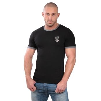 Tshirt ARMANI EA7 Train soccer - Noir