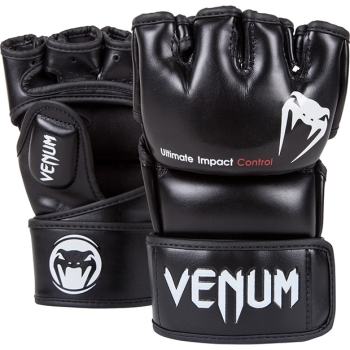 Gants MMA VENUM Impact - Noir