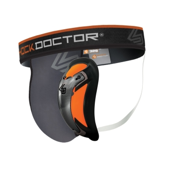 Support Coquille + Flexcup Carbone Ultra pro SHOCK DOCTOR