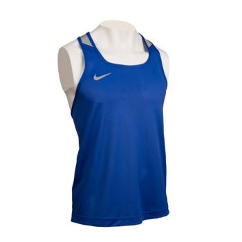 Débardeur de boxe Nike Bleu