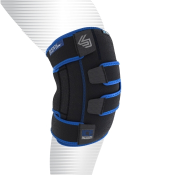 Genouillère de compression SHOCK DOCTOR Ice Recovery