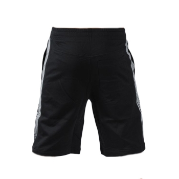 Short ARMANI EA7 Train 7 lines - Noir