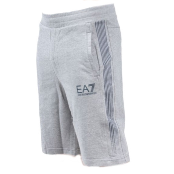Short ARMANI EA7 Train 7 lines - Gris