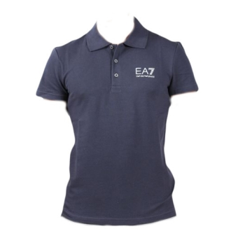 Polo ARMANI EA7 Train Evolution - Navy
