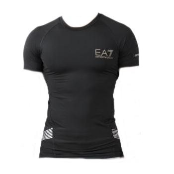 Tshirt ARMANI EA7 Tech - Noir