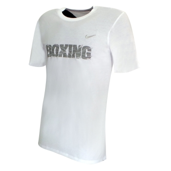 T shirt NIKE Boxing Blanc