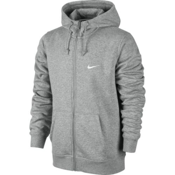 Sweat Zippé Nike Club Gris