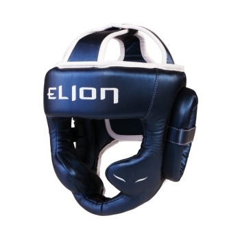 Casque de boxe ELION Uncage - Blue Silk
