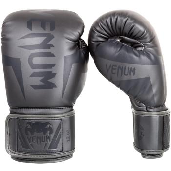 Gants de Boxe d'entrainement Venum Elite - Gris/Gris