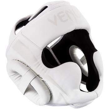 Casque de Boxe Venum Elite - Blanc/Blanc