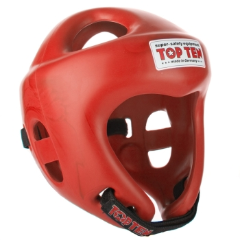 Casque de boxe TOP TEN - Rouge