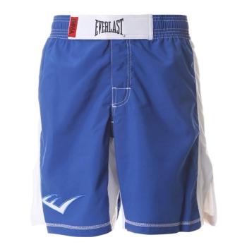 Short de MMA EVERLAST Bleu/Blanc