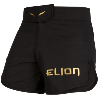 Short MMA Elion - Noir/Or