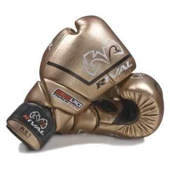 Gants de boxe d'entraînement à lacets RS1-PRO RIVAL