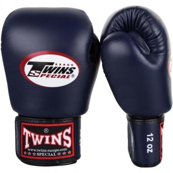 Gants de Boxe d'entrainement TWINS BGVL3  Bleu