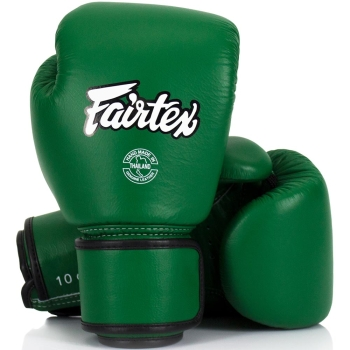 Gants de Boxe FAIRTEX FXV16 - Vert