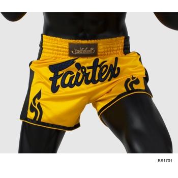 Short de Boxe Thaï FAIRTEX BS1701