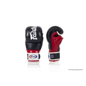 Gants De MMA Super Sparring FAIRTEX V18