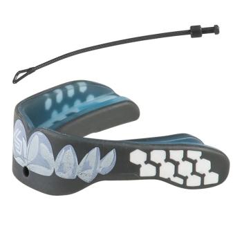 Protège Dents SHOCK DOCTOR Gel Max Power  Chrome