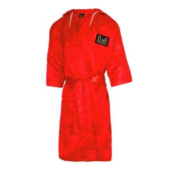 Peignoir de boxe capuche ELION Rouge