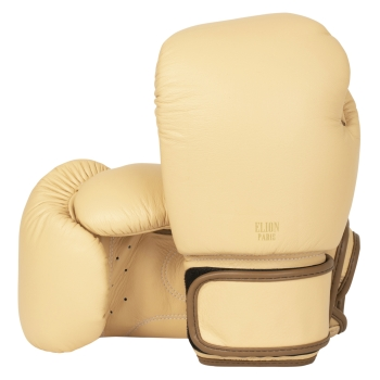 Gants de boxe ELION Collection Paris - Café Crème
