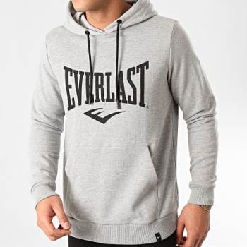 Sweat  Capuche EVERLAST Gris