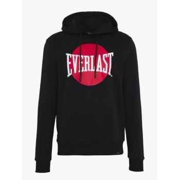 Sweat Capuche  EVERLAST  Noir Collection Japan