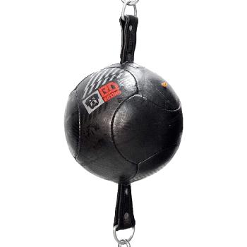 Ballon Double Attache Cuir RD BOXING