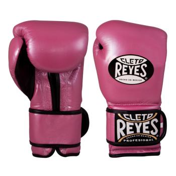 Gants de Boxe d'entrainement REYES Pro Pink - Redesign