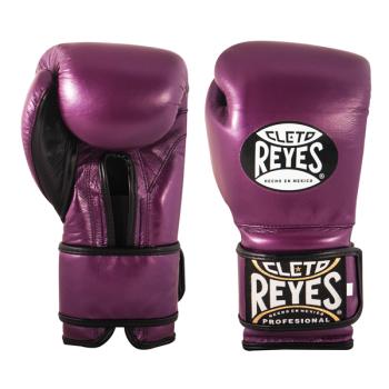 Cleto Reyes Gants de boxe en cuir pour entra/înement Rose