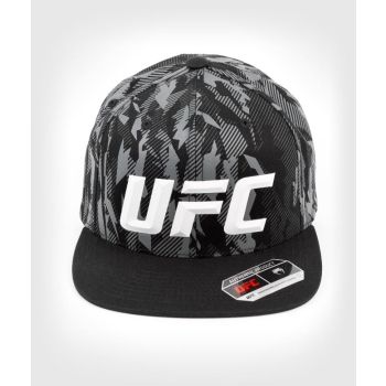 CASQUETTE UFC VENUM AUTHENTIC FIGHT WEEK - NOIR