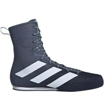 Chaussure ADIDAS BOX HOG 3 Bleu