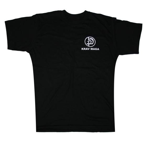 T-shirt Krav Maga FEKM Noir
