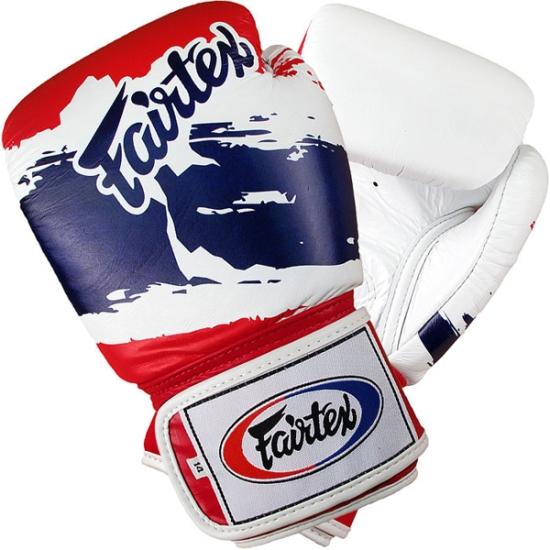 Gants de Boxe d'entrainement FAIRTEX Thaï pride