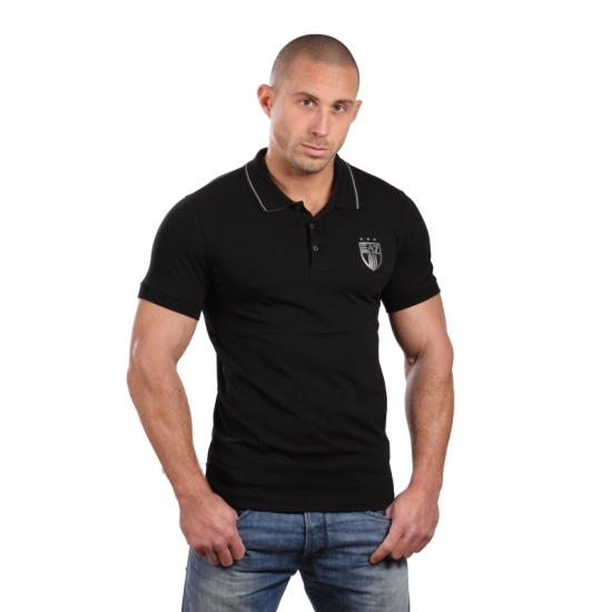 Polo ARMANI EA7 Train soccer - Noir