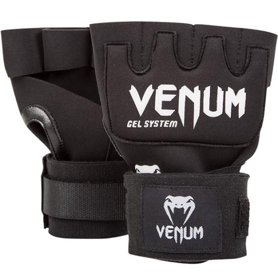 Sous-gants VENUM Gel Kontact Noir/Blanc