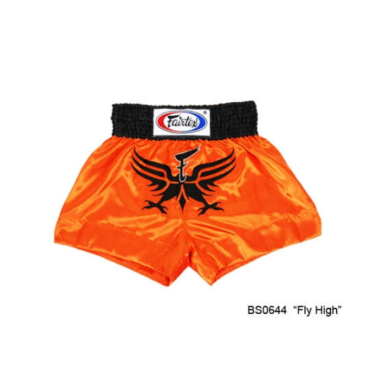 Short de Boxe Thaï FAIRTEX 644