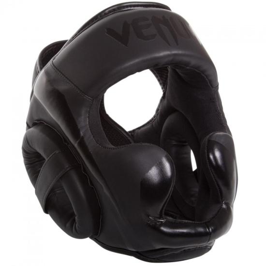 Casque de Boxe Venum Elite - Noir