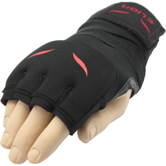 Sous-gants ELION Double-Gel + Bandes - Noir