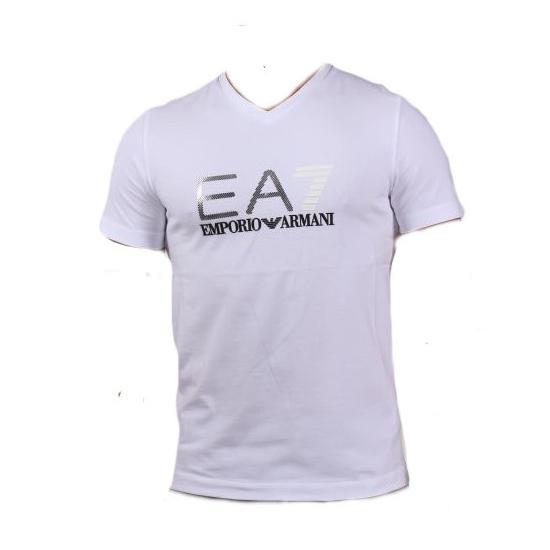 Tshirt ARMANI EA7 Train graphic VN ST3 - Blanc