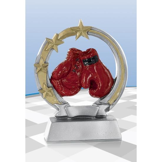 Trophée gants de boxe