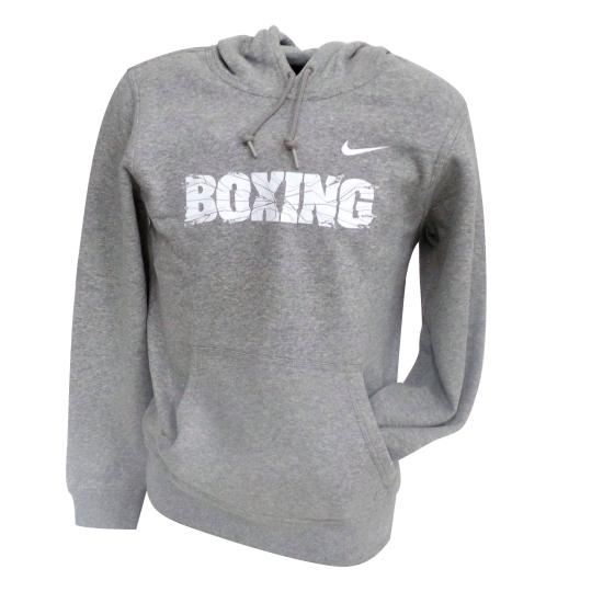 Sweat Nike Boxing Gris