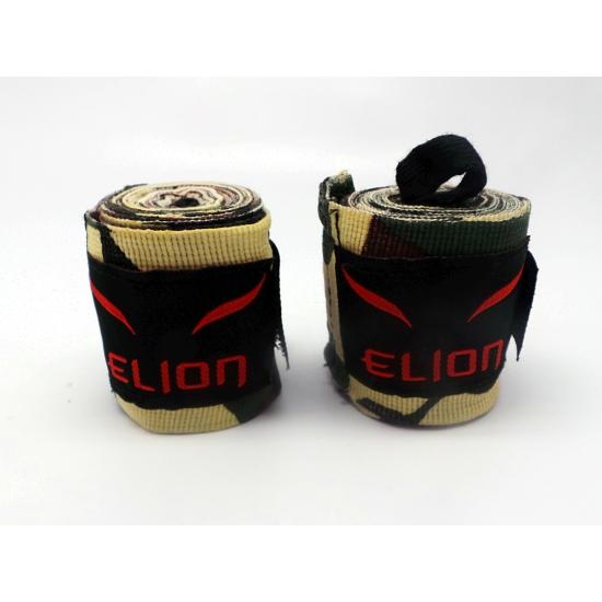 Bandes de boxe ELION Camo